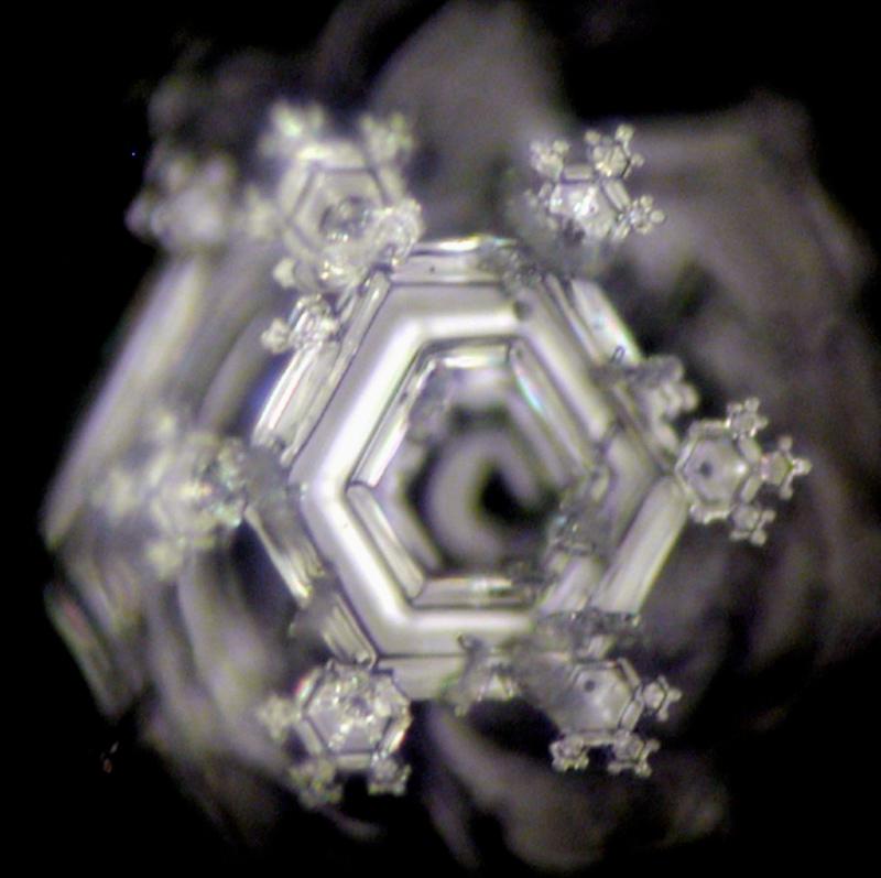 Wirkung Edelsteinstab anhand von Mikrofotografie belegt