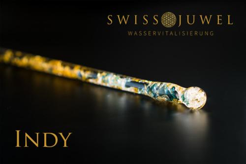 SwissJuwel Wasservitalisierung Indy