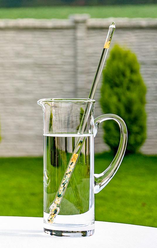Edelsteinwasser selbst herstellen